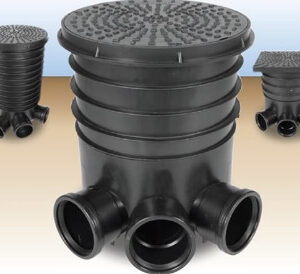 UNDERGROUND FIXTURES AND FITTINGS